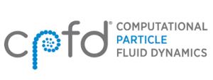 Computational Particle Fluid Dynamics logo
